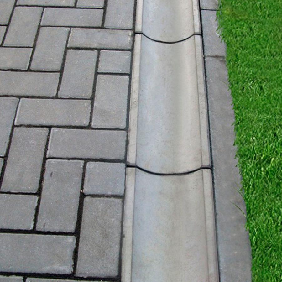 Водосток тротуарный - водоотводный лоток бетонный