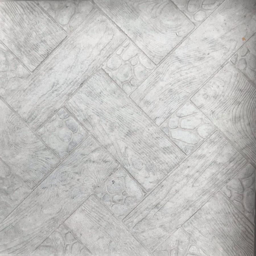 Плетёнка плитка тротуарная 300x300x30