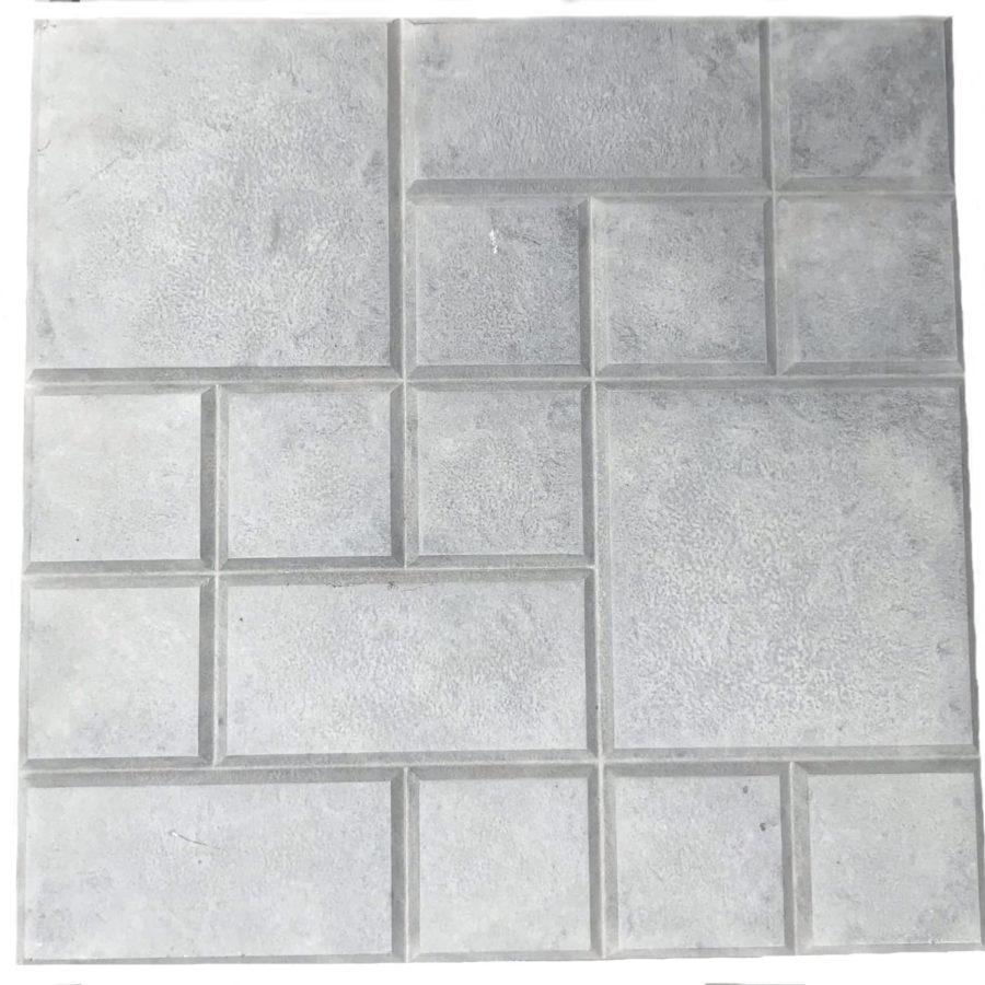 тетрис плитка тротуарная 250x250x25